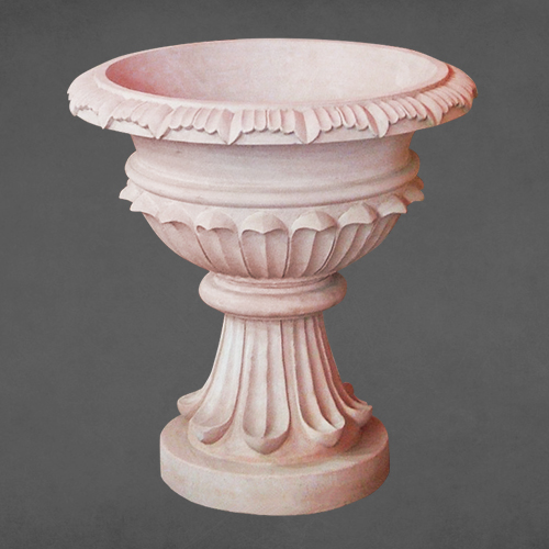 Купить flower-vase-on-stand-light-pink